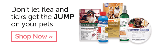 Shop Flea & Tick Prevention
